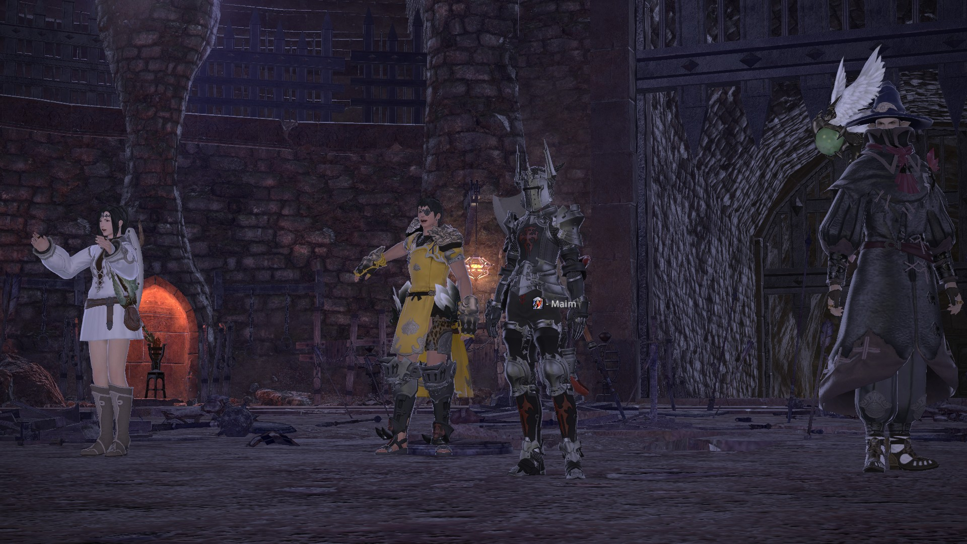 Ffxiv dating site